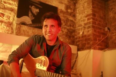 Livemusik München, Rolando Palacios, Akustik Latin