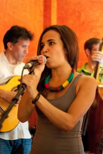Angie Mar, Martinez München, Latin Musik München